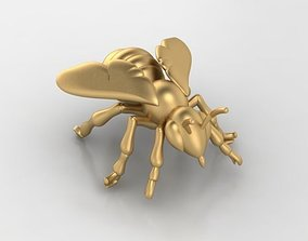 bee Bee pendant 3D print model