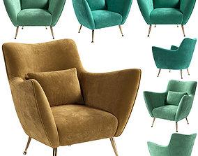 Goldfinger Chair 3D
