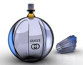 Perfume Bottle 3D gucci