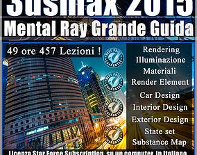 Corso Completo Mental ray in 3ds max 2015 un