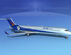 3D Comac ARJ21-900 Chengdu Airlines