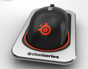 SteelSeries Sensei Wireless Laser Mouse 3D
