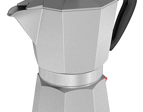 3D coffee-maker Coffee Maker