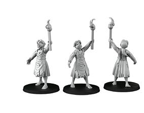 The Little Match Girl 3D printable model