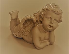 ange noel allonge 3D print model