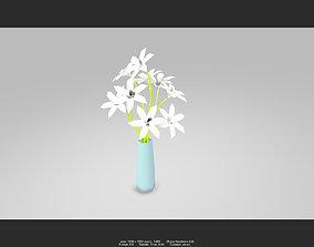 Vase 01 3D asset