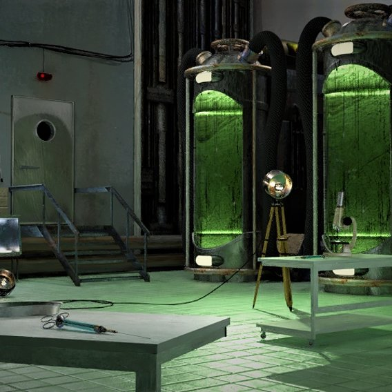 """Laboratory"""