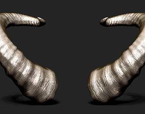 3D printable model Horns