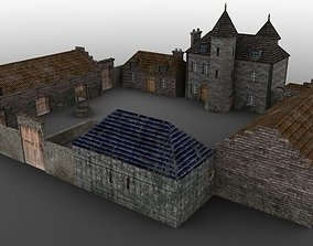 3D model French Manor