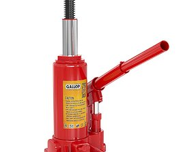 5 Ton Hydraulic Bottle Jack 11023 LBS Lift HEAVY DUTY 3D