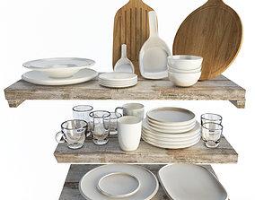 Tableware Artesa 3D model