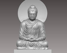 Buddha wall 3D printable model