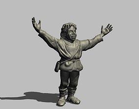 3D print model willow