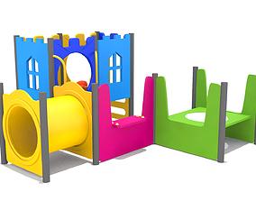 3D asset game-ready Mini Playground