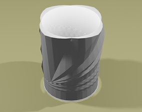 beer Glass 3D printable model