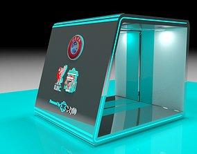 Sanitizing Gate - Disinfection Tunnel 3D print model