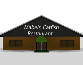 3D Catfish Restaurant