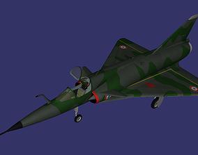 Dassault Mirage III NG 3D model