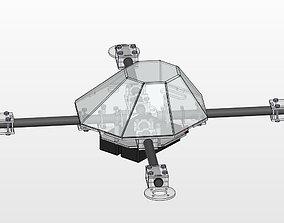 3D printable model Quad Copter