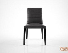 Poltrona Frau Louise chair 3D model