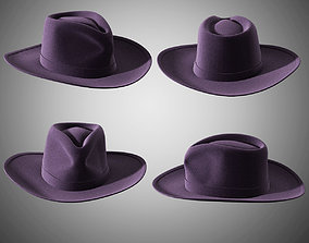 3D MENS HAT