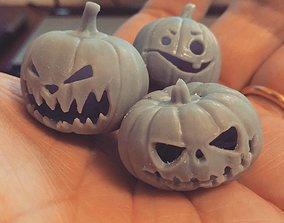 Halloween - Pumpkins - Pack 1 3D printable model