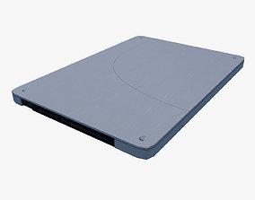 3D model Hp 512GB SSD