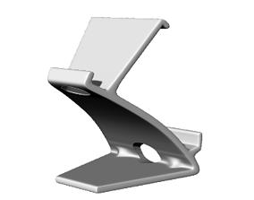 3D printable model phone tablet headphone accessories