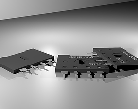 General Purpose Rectifier 3D model