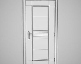 CGAxis Door 3D model