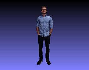 3D printable model Printle Homme 051