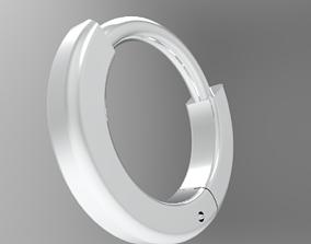 3D print model Piercing Clicker 8mm