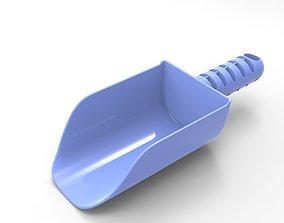 sand shovel 3D