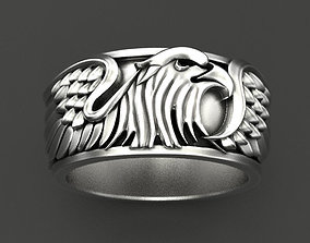 3D printable model Ring of the Eagle