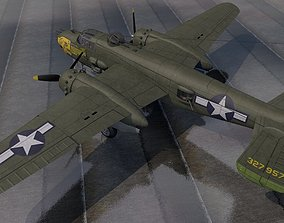 North American B-25J Mitchell - The Strafer 3D