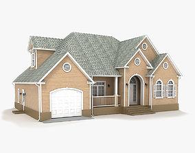 3D Cottage 53