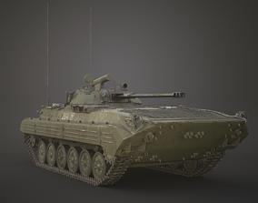 3D PBR BMP-2 army