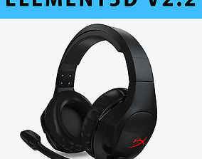 E3D - Gaming Headset model