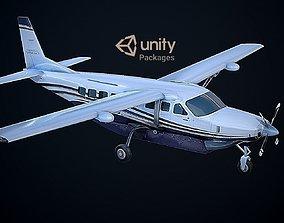 3D model Cessna 208 Caravan Unreal PKG