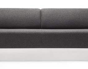 3D model home and office sofa