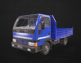Light Truck Tipper 3D asset
