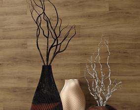 uniq vase design 3D print model