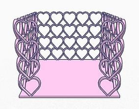 3D printable model HEART BOX