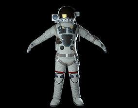 Cosmonaut 3D