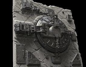 3D print model Missile silo