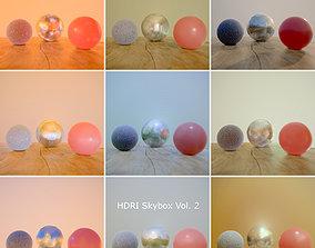 3D HDRi Vol 2 Skybox Collection