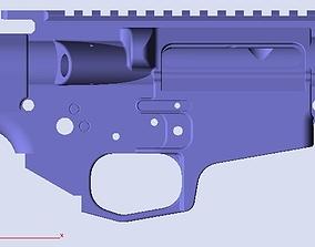Modified AR15 3D