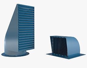 3D model Aeration Nozzles 1
