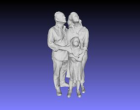 Printle Couple 001 3D printable model