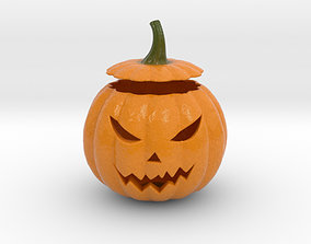 3D printable model A Pumpkin